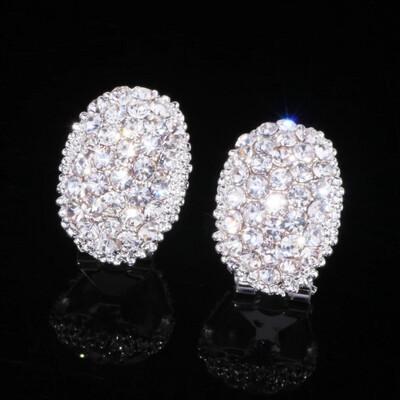 Much Love Crystal Earrings