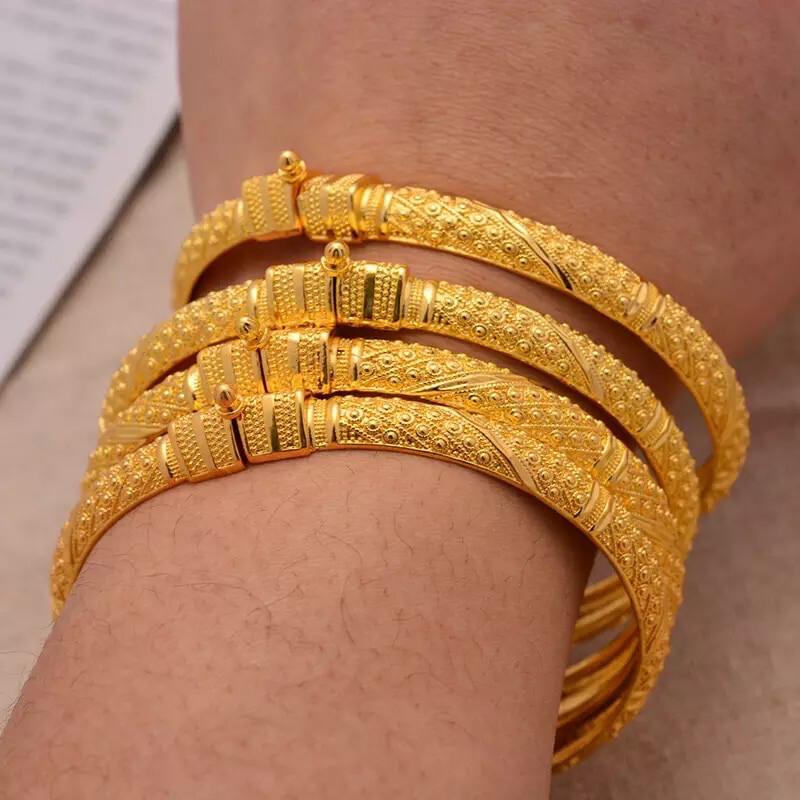 Golden Queen Bracelets