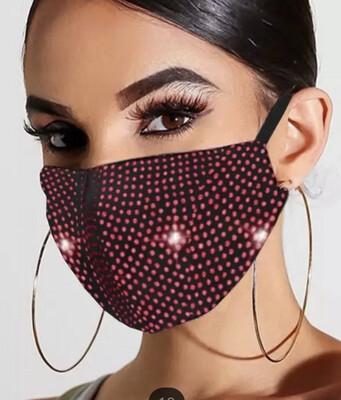 Shiny Diva Mask 4