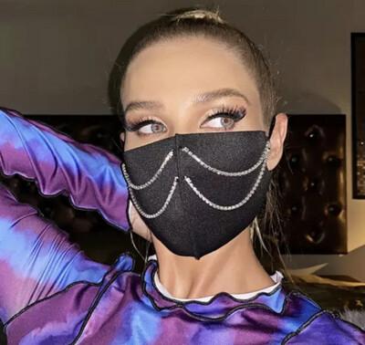 Jewel Diva Mask