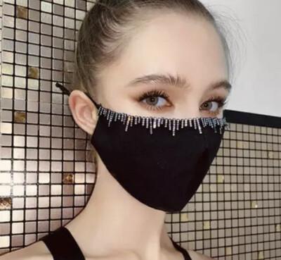 Fashion Diva Mask 3