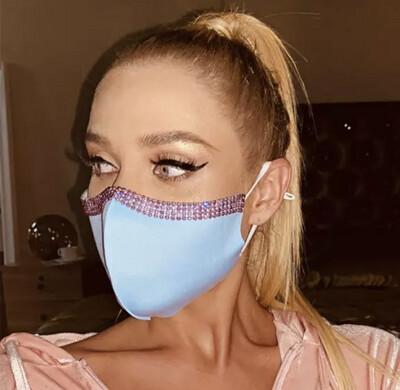 Fashion Diva Mask 2