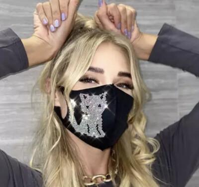 Kitty Diva Mask