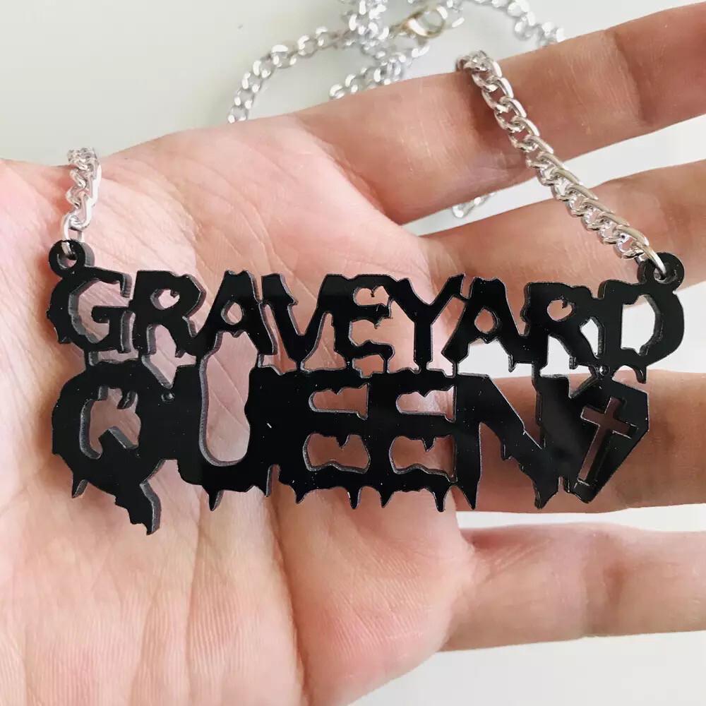 Graveyard Queen Necklace