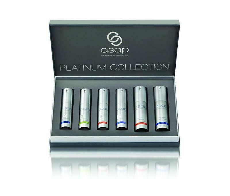 Platinum Collection Pack  30ml x 2, 15ml x 4