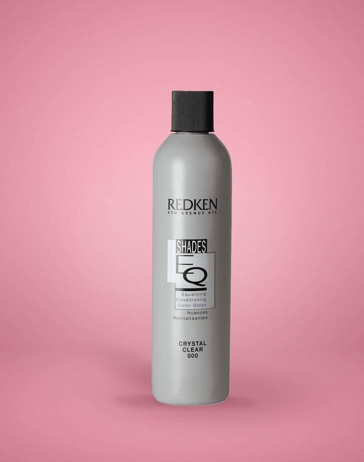 Shades Eq™ Gloss Demi-Permanent Equalizing Conditioning Color Crystal Clear