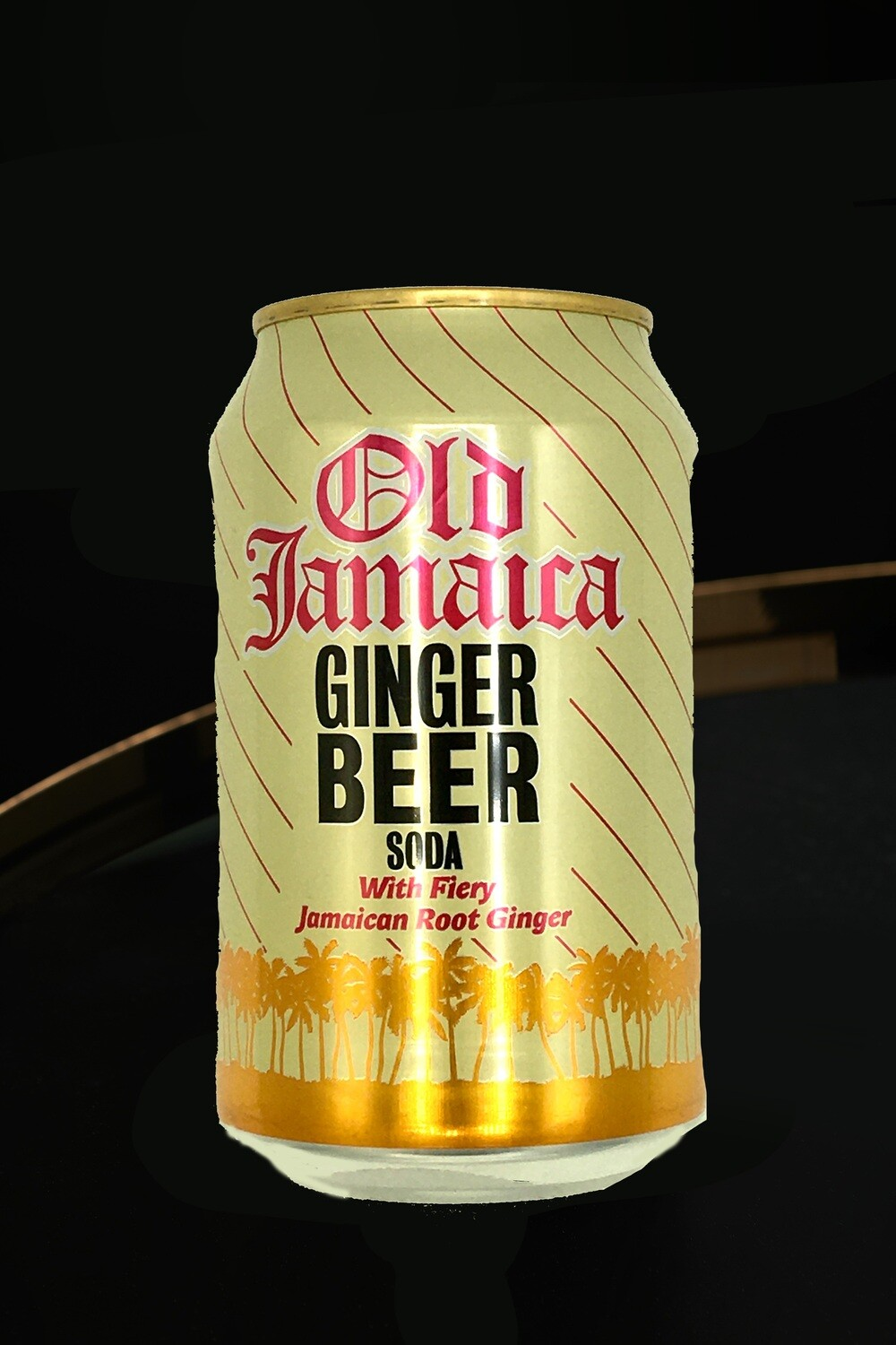 Old Jamaican Ginger Beer (330ml)
