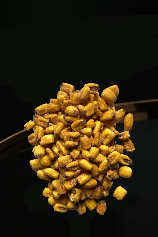 Knabberzeug. Gerösteter Mais (150g)