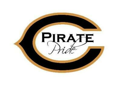 2020 Pirate Football Highlight Video on a Flashdrive