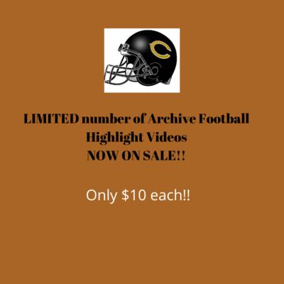 2012 FB Highlight Video DVD