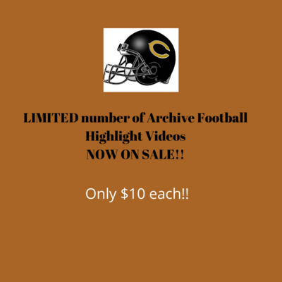 2019 FB Highlight Video DVD
