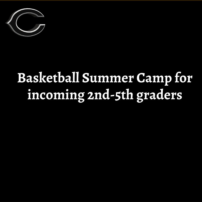 Basketball Camp Fee for incoming 2nd - 5th graders