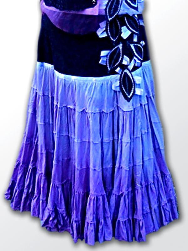 SPRINGTIME Beautiful - Long Skirt