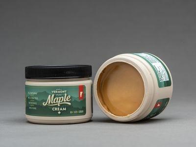 Maple Cream 1/2 Lb.