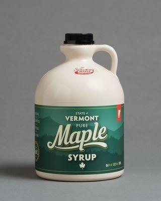 Maple Syrup Half Gallon
