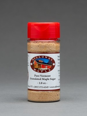 Pure Maple Granulated Sugar 2.8 0unce