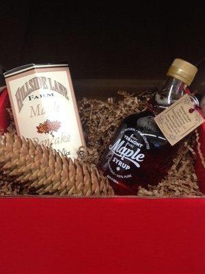 Maple Gift Box