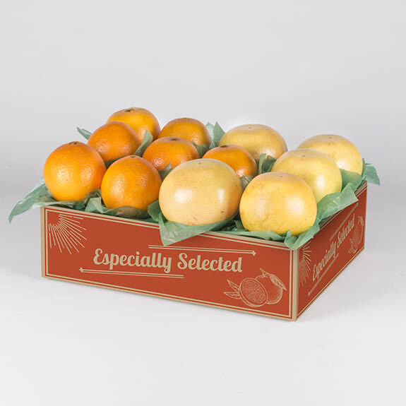 Navel Oranges / Red Grapefruit Mixed Gifts