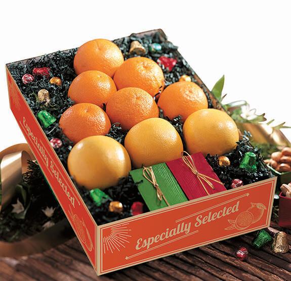 Citrus Tree Box