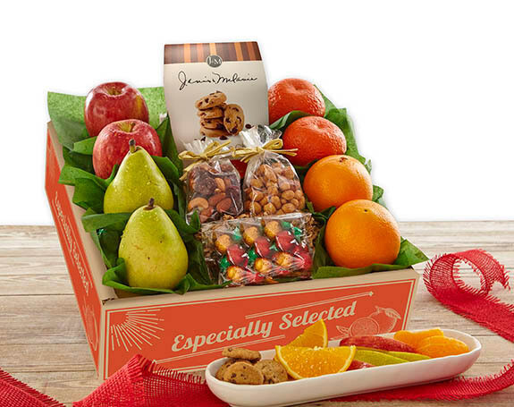 Fruit and Snacks Box