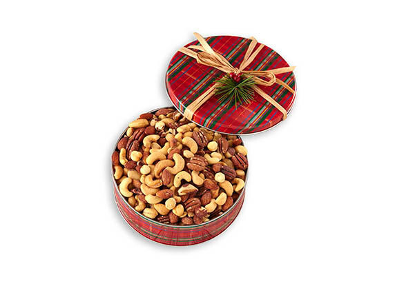 Deluxe Roasted and Salted Mixed Nuts