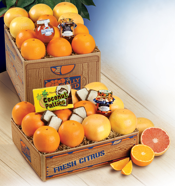 Deluxe Oranges Only