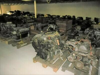 Motoren van Diverse types...van 1930 tot 1980