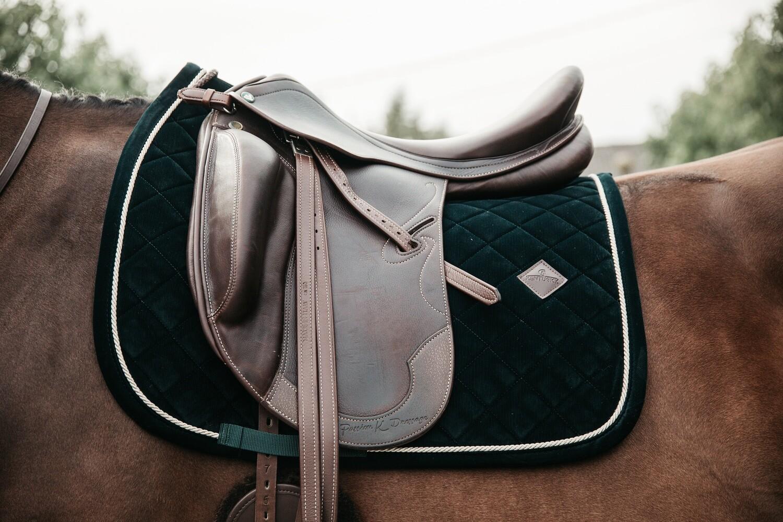 Kentucky Horsewear - Tapis Corduroy dressage