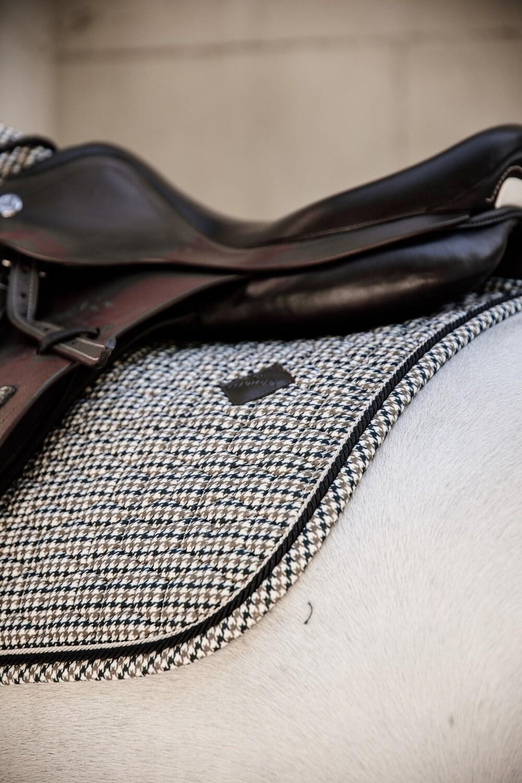 Kentucky Horsewear - Tapis Pied-de-Poule jumping