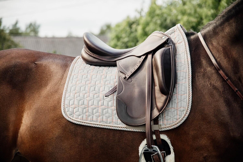 Kentucky Horsewear - Tapis Pied-de-Poule dressage