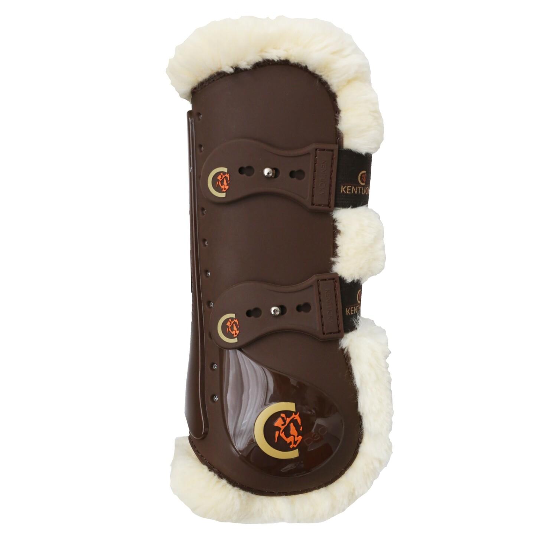 Kentucky Horsewear - Guêtres Elastic mouton