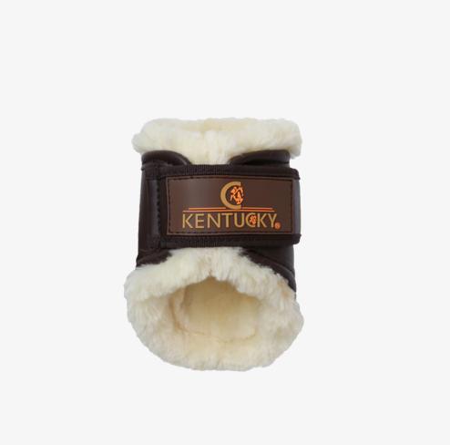 Kentucky Horsewear - Protège boulet cuir