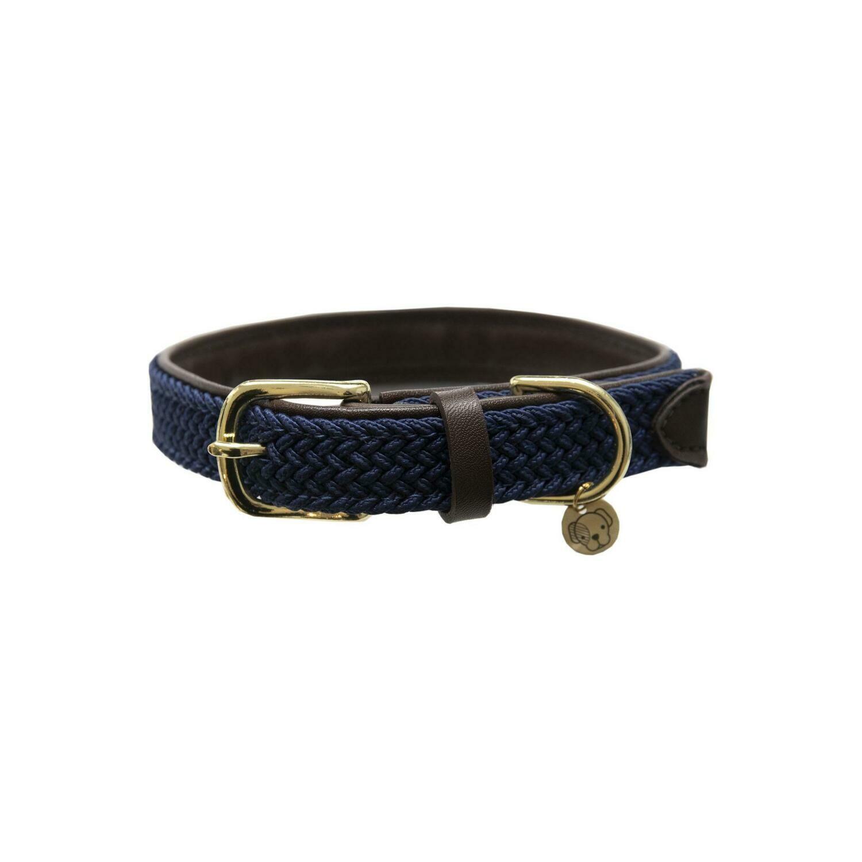 Kentucky Dogwear - Collier nylon tressé