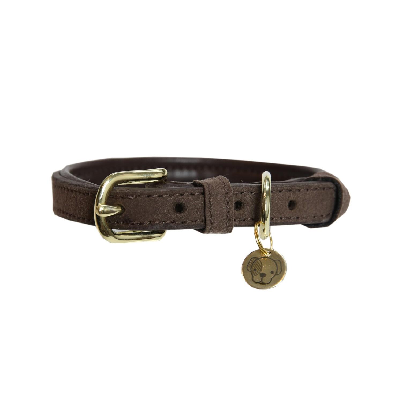 Kentucky Dogwear - Collier Velvet Leather
