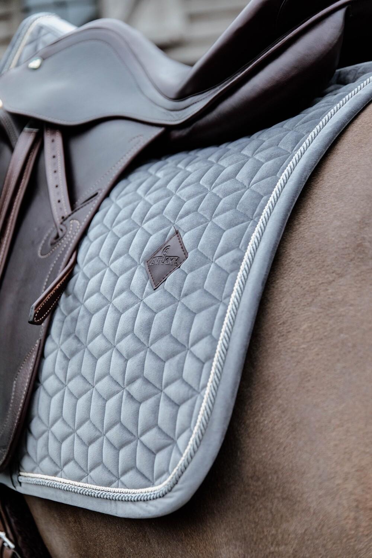 Kentucky Horsewear - Tapis Velvet Basic dressage