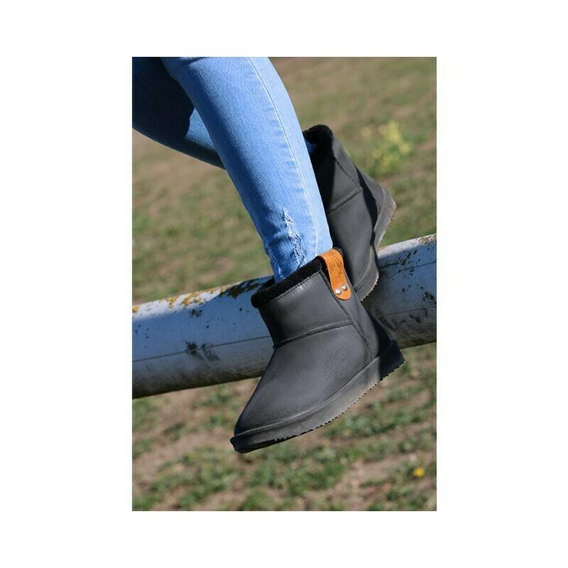 Pénélope - Boots fourrées