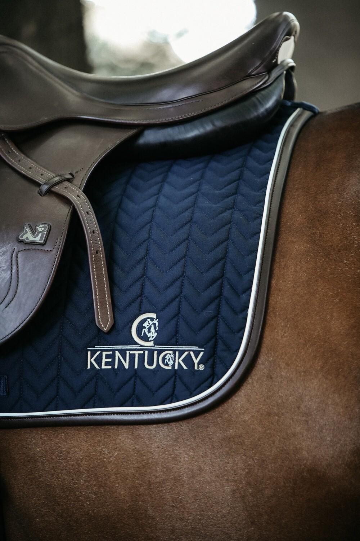 Kentucky Horsewear - Tapis Leather Fishbone