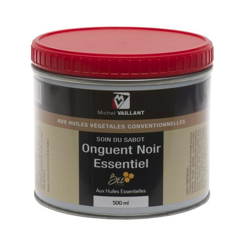 Michel Vaillant - Onguent Noir Essentiel