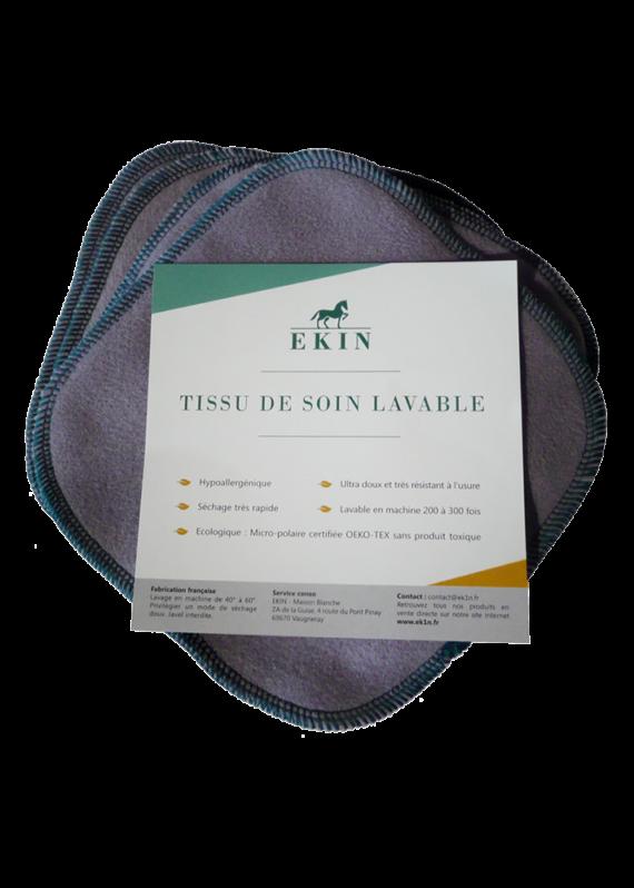 Ekin - Lingettes de soin lavables