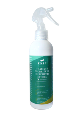 Ekin - Spray traitant pourriture fourchette et sole