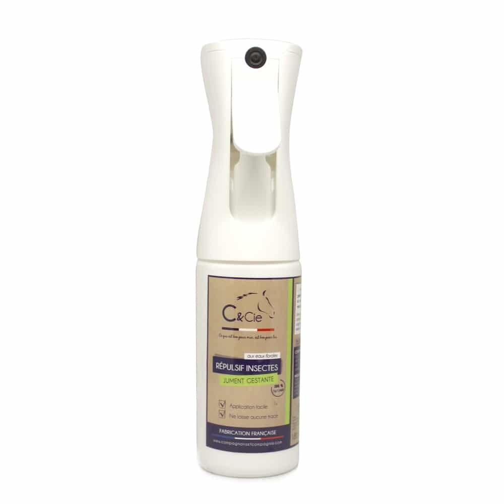 C&Cie - Répulsif insectes pour jument gestantes