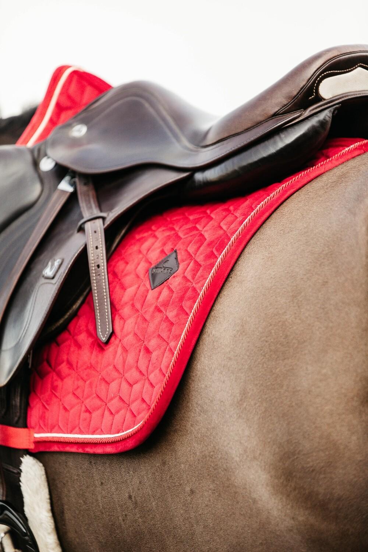 Kentucky Horsewear - Tapis Velvet jumping