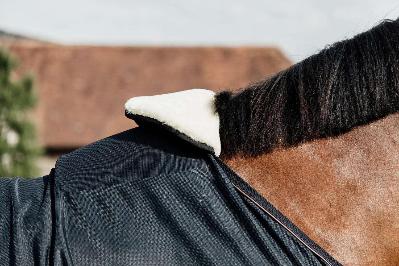 Kentucky Horsewear - Horse Bib protection garrot