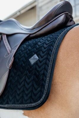 Kentucky Horsewear - Tapis Velvet Pearls Dressage