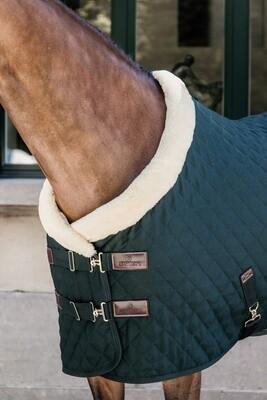 Kentucky Horsewear - Show Rug 160 gr Vert Foncé - Édition Limitée