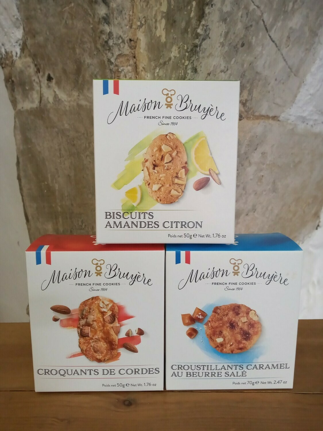 Maison Bruyère Biscuits