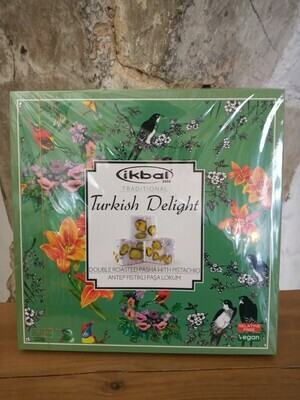 Ikbal Turkish Delight