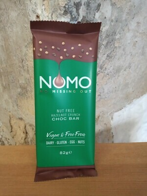 NoMo HazelnOt Chocolate Bar