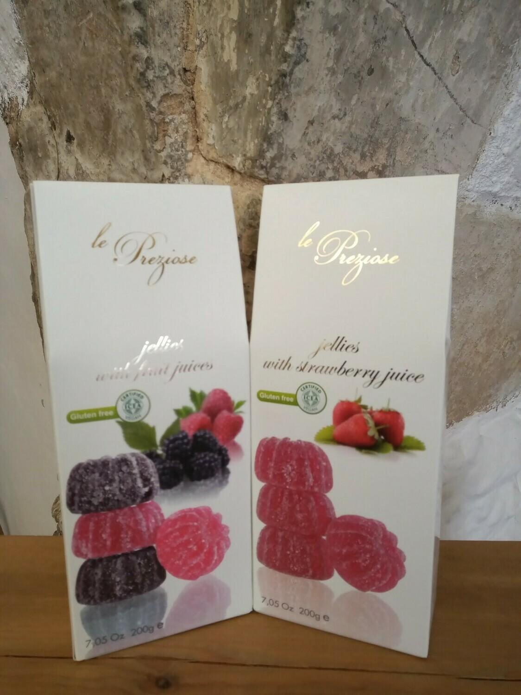 Italian Fruit Jelly