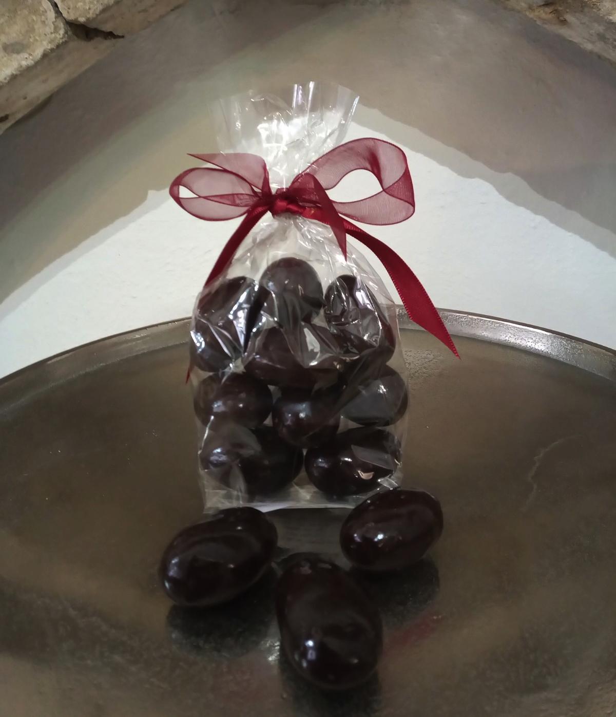 Brazil Nuts  in Dark Chocolate